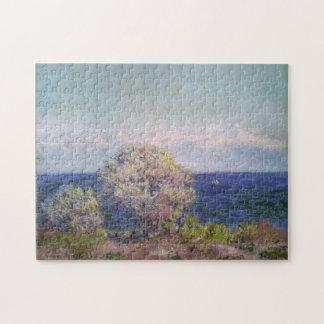 Antibes, Mistral Monet Fine Art Puzzle