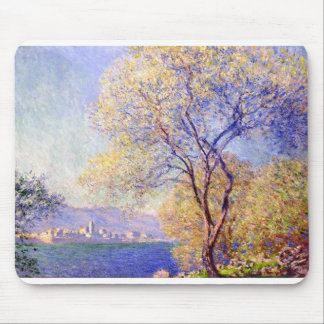 Antibes seen from the Salis Garden (1888) Mouse Pad