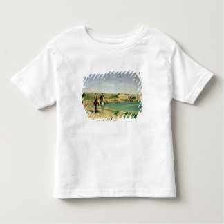 Antibes, the Horse Ride, 1868 Toddler T-shirt
