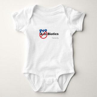 Antibióticos de Probiotics no Mameluco De Bebé