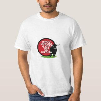 Antibullfighting bulls T-Shirt