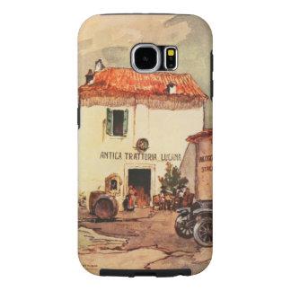 Antica Trattoria Lucana - A Wayside Trattoria Samsung Galaxy S6 Case