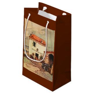 Antica Trattoria Lucana - A Wayside Trattoria Small Gift Bag