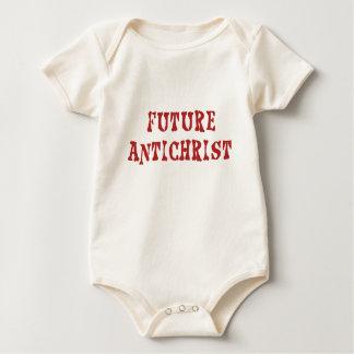 AntiChrist Kid Baby Bodysuit