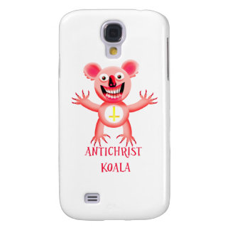 ANTICHRIST KOALA GALAXY S4 CASE