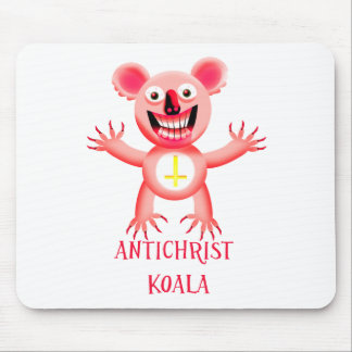 ANTICHRIST KOALA MOUSE PAD