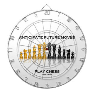 Anticipate Future Moves Play Chess (Chess Set) Dartboards