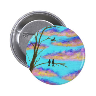 Anticipation Pinback Buttons