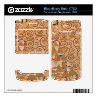 Anticipation by Gustav Klimt Skins For BlackBerry Bold