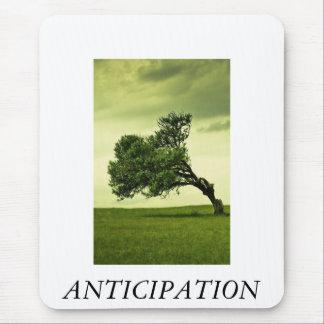 Anticipation Mousepad
