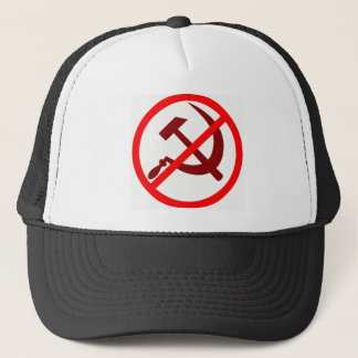anticommunist trucker hat
