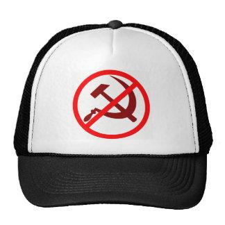 anticommunist trucker hat