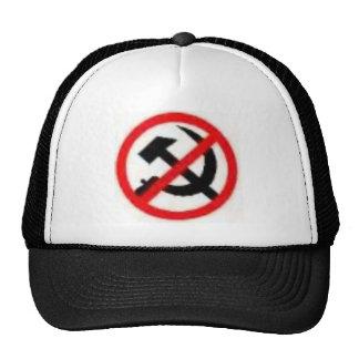 Anticomunista Gorros Bordados
