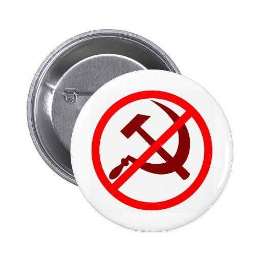 anticomunista pins