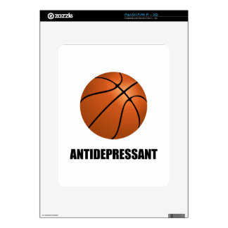Antidepressant Basketball Skins For The iPad