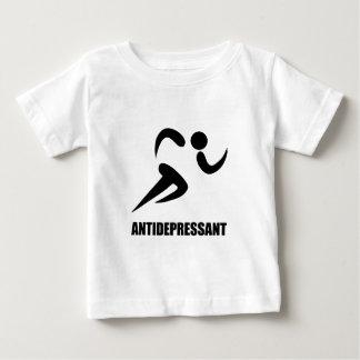 Antidepressant Runner Baby T-Shirt