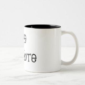 Antidote coffe mug