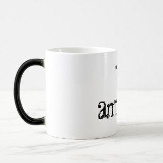 Antidote Morphing Mug
