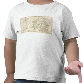 Antietam el transbordador de Harper Sharpsburg Camisetas