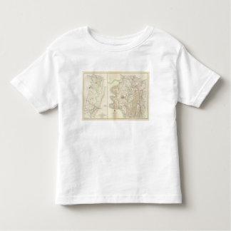Antietam, el transbordador de Harper, Sharpsburg Playera De Bebé