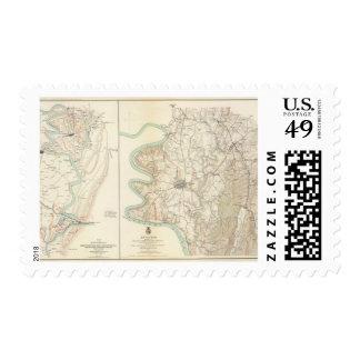 Antietam, Harper's Ferry, Sharpsburg Postage