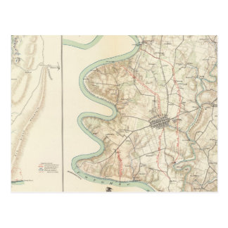 Antietam, Harper's Ferry, Sharpsburg Postcard