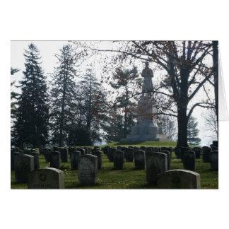Antietam National Cemetery Card