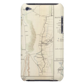 Antietam, Suffolk, Gettysburg Barely There iPod Case
