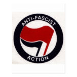 antifaflags tarjeta postal