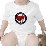 antifaflags trajes de bebé
