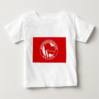 Antifalogo_alt2_fahne Flag Baby T-Shirt