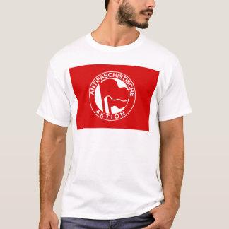Antifalogo_alt2_fahne Flag T-Shirt