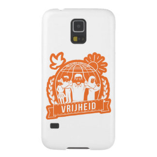 ANTIGLOBALISME VRIJHEID/FREEDOM - NEDERLAND GALAXY S5 COVER