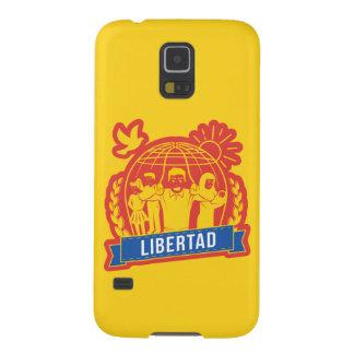 ANTIGLOBALIZACIÓN LIBERTAD/FREEDOM - ESPAÑA GALAXY S5 COVER