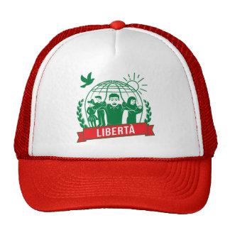 ANTIGLOBALIZZAZIONE LIBERTÀ/FREEDOM - ITALIA TRUCKER HAT