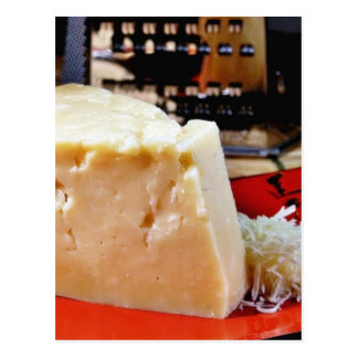 Antigo Stravecchio Parmesan Cheese Postcard