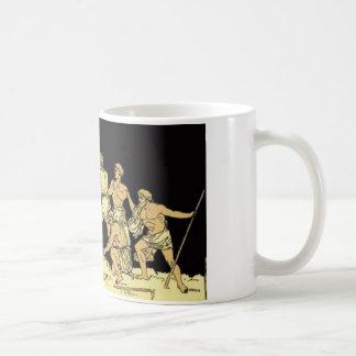 Antigone capturado taza