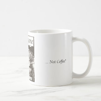 Antigone Cup, Women make Policy ... Not Coffee! Coffee Mug