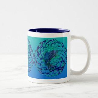 Antigone Deep Blue Mug