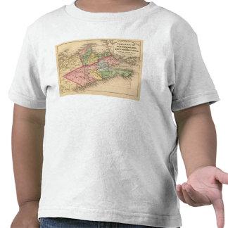 Antigonish, condados de Guysborough, NS Camiseta