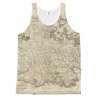 Antigua All-Over-Print Tank Top