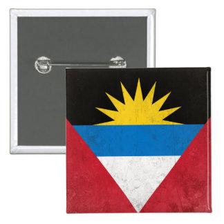 Antigua and Barbuda Button