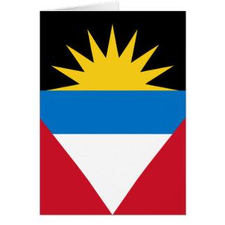 antigua and barbuda card