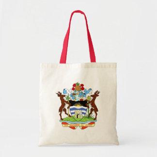 antigua and barbuda coat tote bag