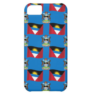 Antigua and Barbuda Crest Cover For iPhone 5C