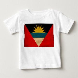 Antigua and Barbuda Flag Baby T-Shirt