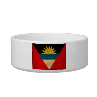 Antigua and Barbuda Flag Bowl