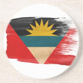 Antigua and Barbuda Flag Coasters