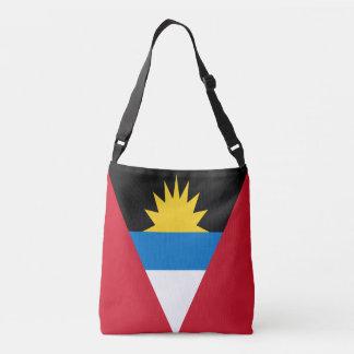 Antigua and Barbuda Flag Crossbody Bag