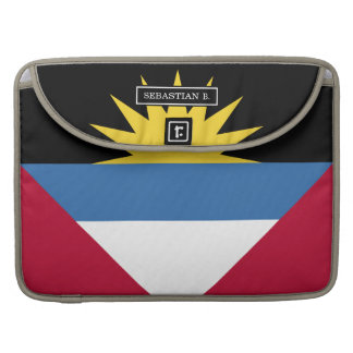 Antigua and Barbuda Flag Sleeve For MacBooks